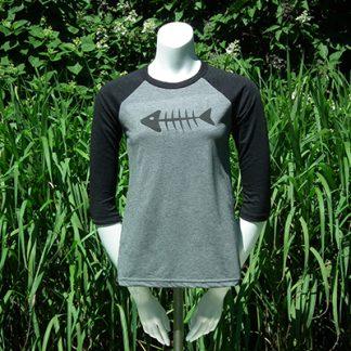 T-Shirt poisson pour femme